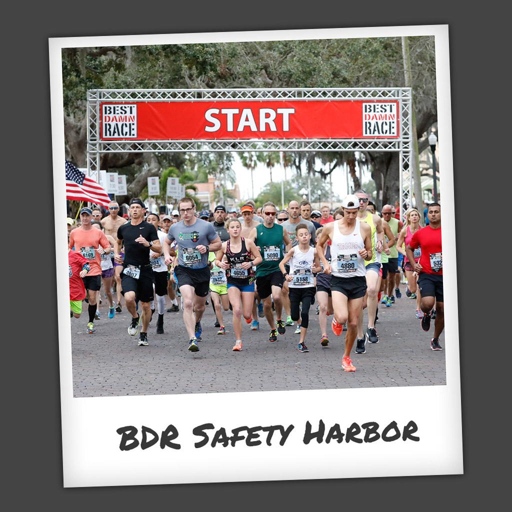 Best Damn Race Safety Harbor, FL