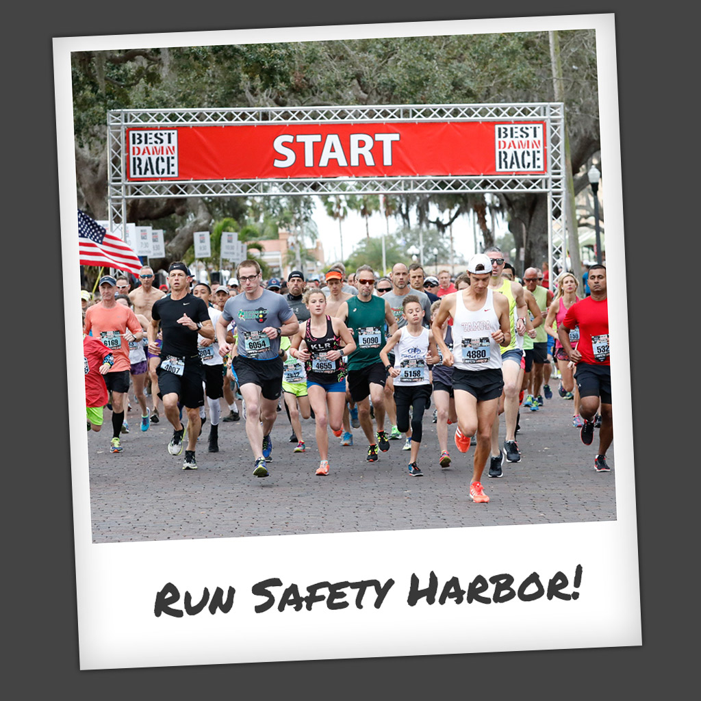 Best Damn Race Safety Harbor, FL