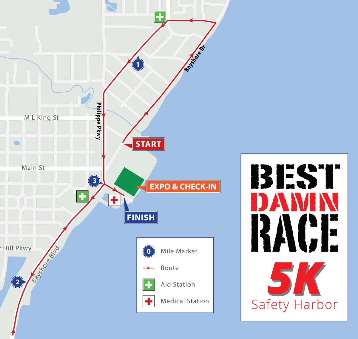 5K - Safety Harbor