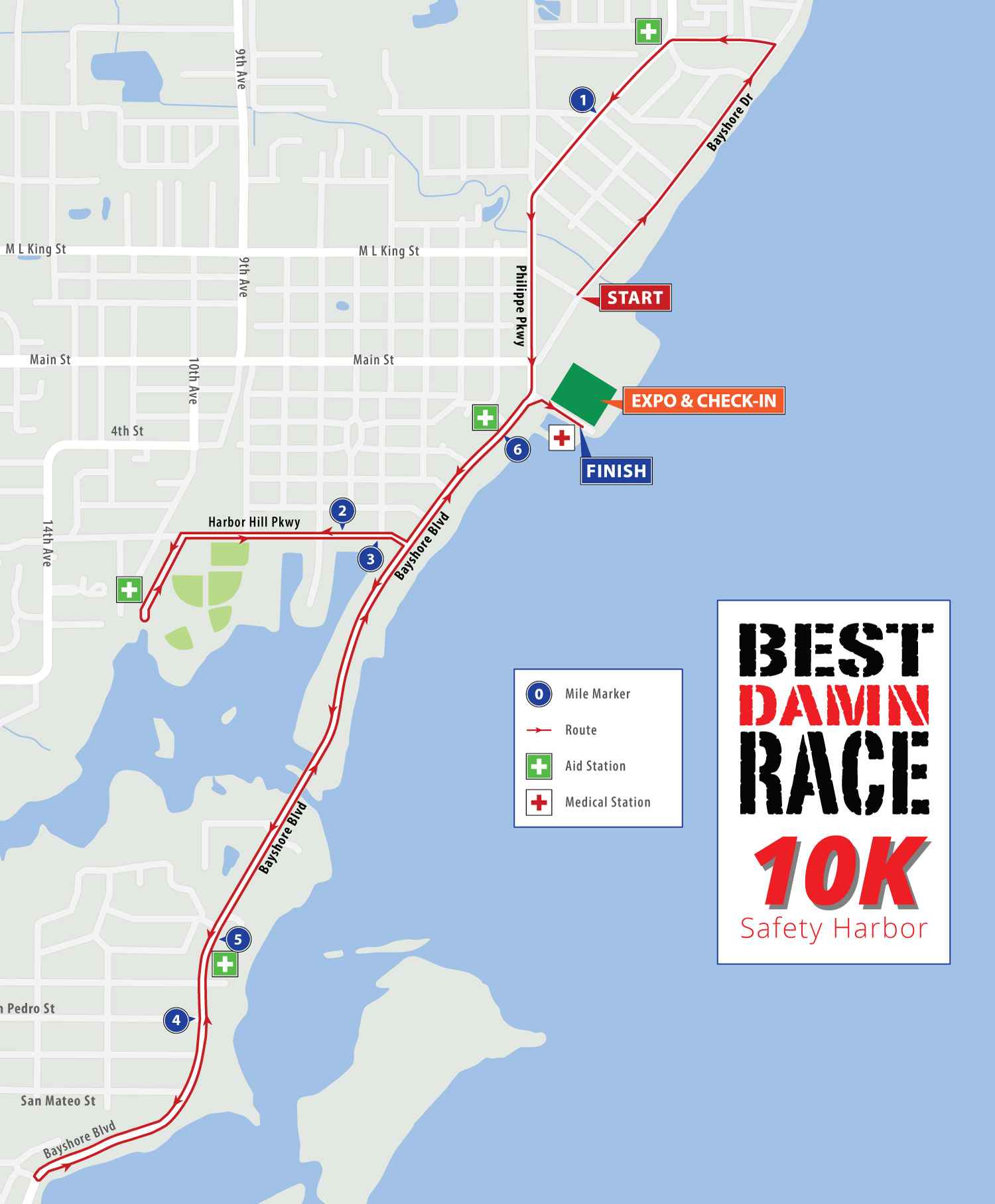 10K - Safety Harbor