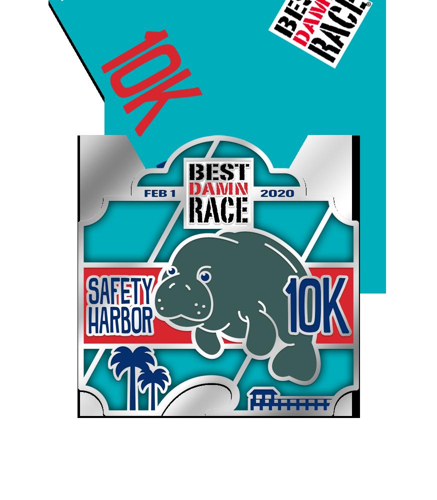 2020 10K Medal