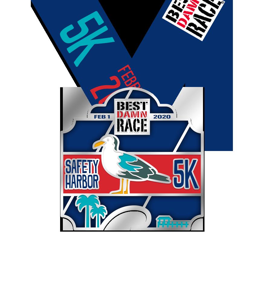 2020 5K Medal