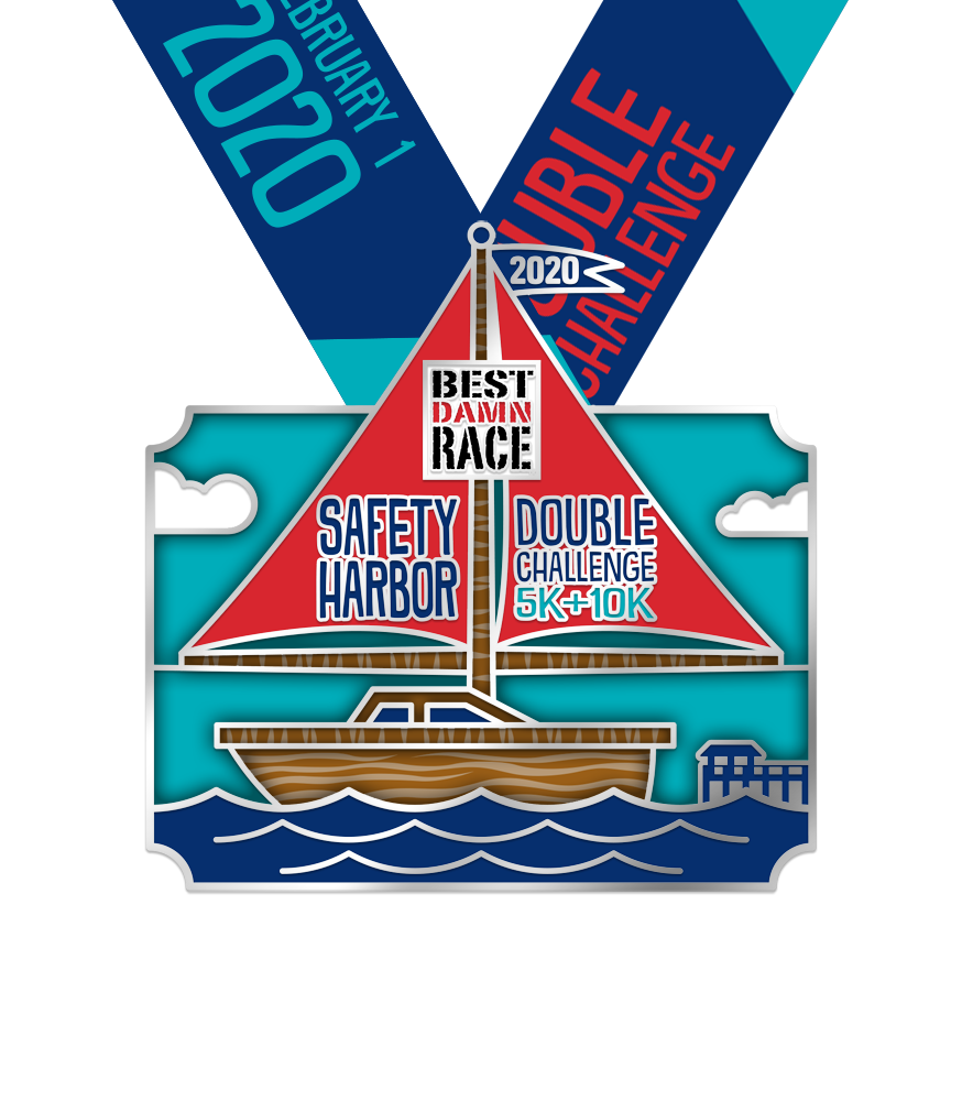 2020 Double Challenge Medal
