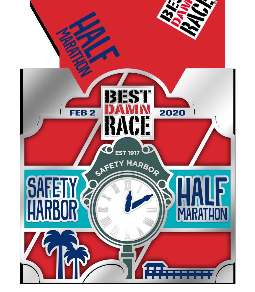 2020 Half Marathon Medal